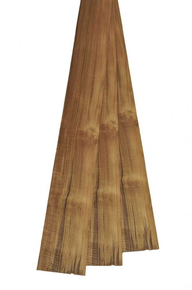 Quartered Teak natural wood veneer